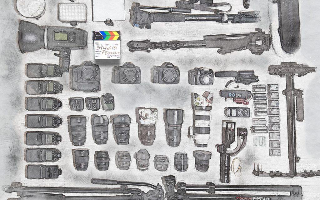 fotograf i video operator