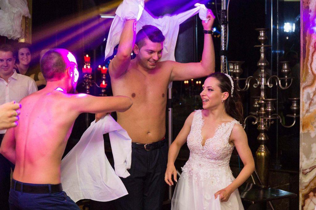 осветител сватба
